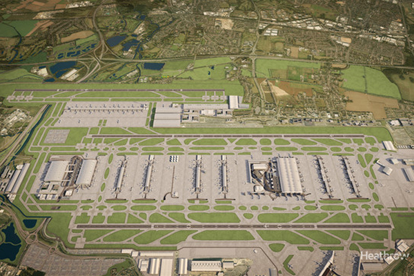 Heathrow 'ready to deliver' expansion after profits rise
