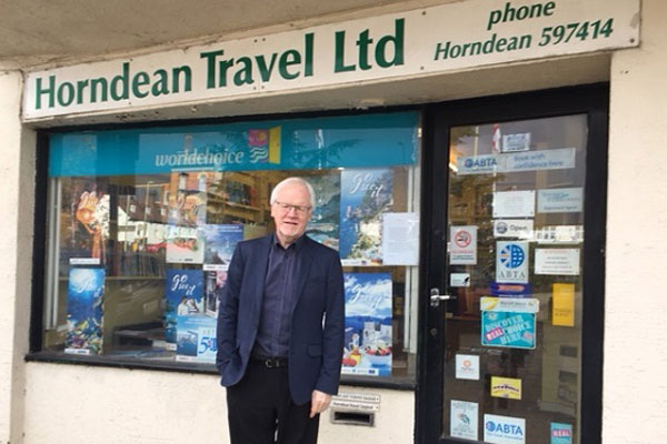 Horndean Travel shuts doors after 40 years