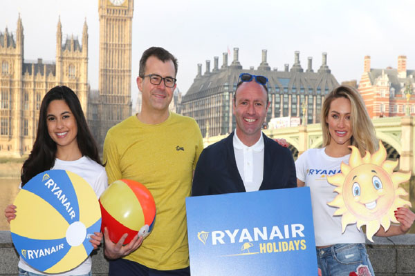 Ryanair remains silent on Ryanair Holidays