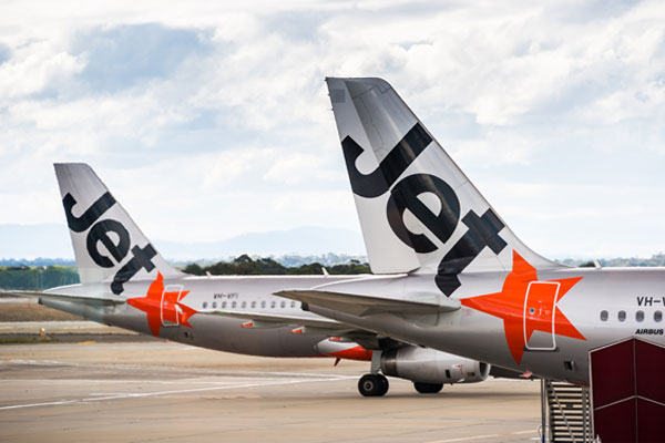 Jetstar aircraft diverted after cabin fills with smoke