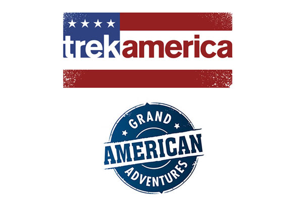 Joint trade portal for Grand American Adventures and TrekAmerica