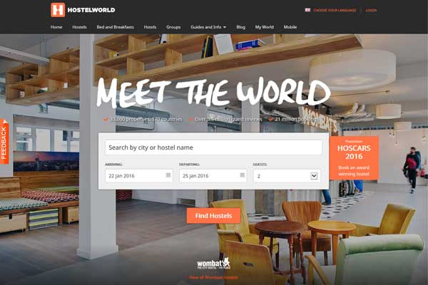 Hostelworld earnings boosted as mobile bookings rise
