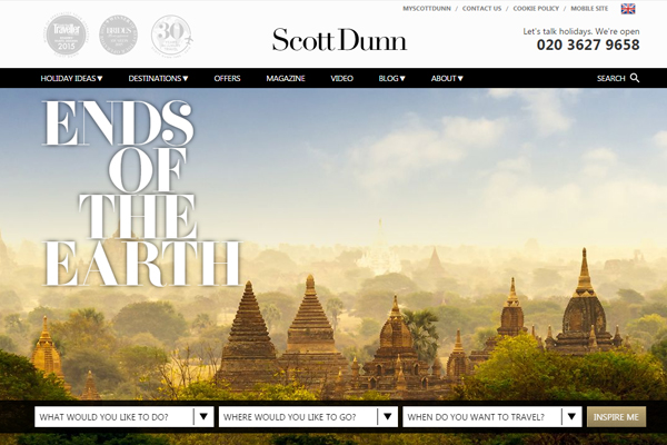 Scott Dunn expands into US