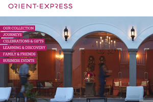 Orient-Express Hotels faces takeover bid