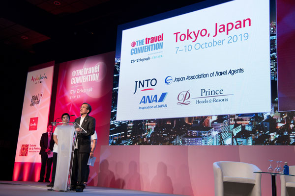 Abta 18: Next year's Travel Convention to be held in Tokyo