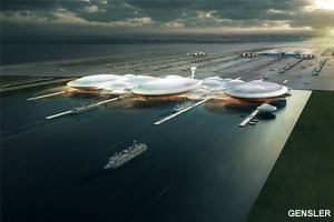 Plans for Thames estuary airport revealed