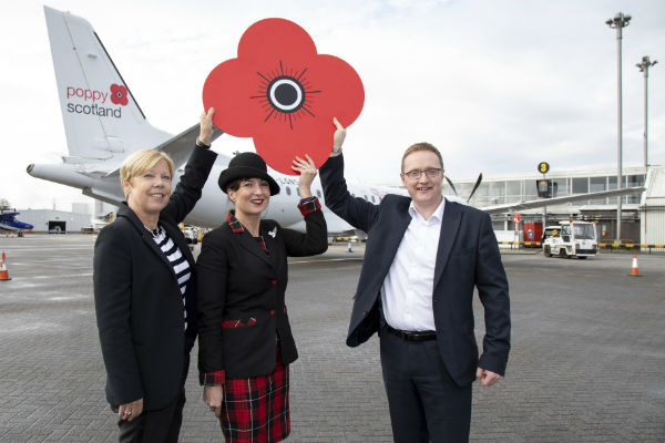 Armed forces discount fare introduced by Loganair