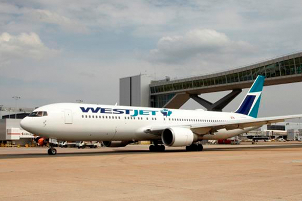 Canadian carrier Westjet makes Gatwick debut