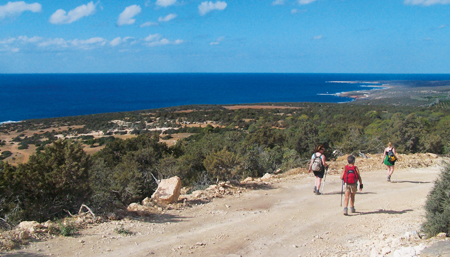Cyprus: Holiday ideas for walkers, golfers, families and more