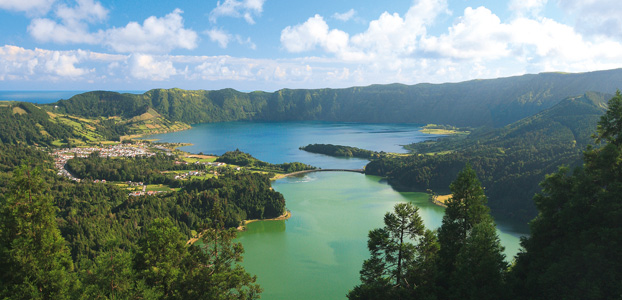 The Azores: Explosive beauty