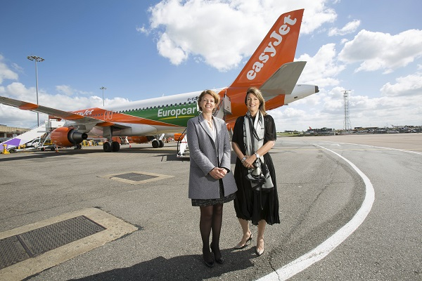 Europcar Group And Easyjet Extend Partnership Travel Weekly