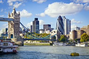 London ranked as world's top travel destination
