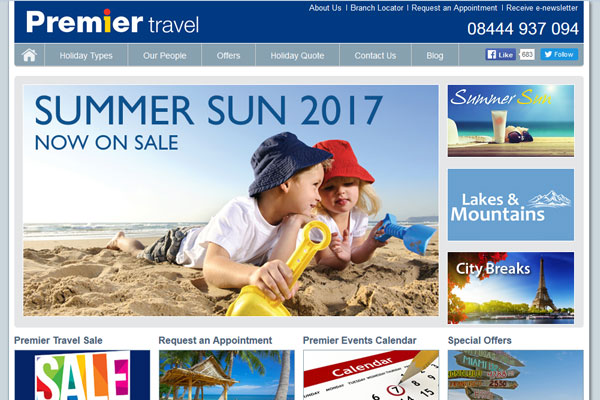 Premier Travel opens new high street store