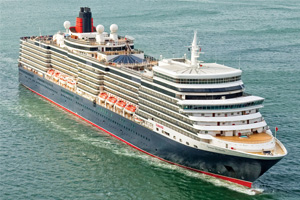 Cunard passenger dies after accident in Cambodia
