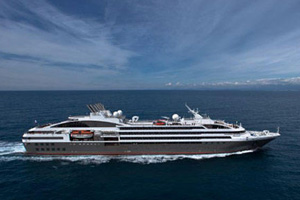 Passengers evacuated after fire on Ponant ship Le Boréal