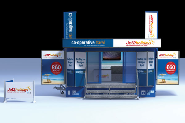 Jet2holidays announces mobile travel agency initiative