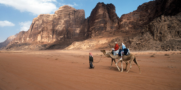 Petra the great: Why 2012 is 'a big one' for Jordan