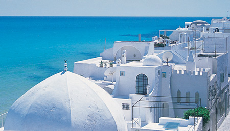 Tunisia overview: Beaches, history, desert, spa and golf
