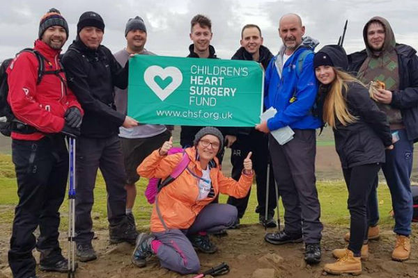 Icelolly.com team licks Yorkshire Three Peaks challenge for charity