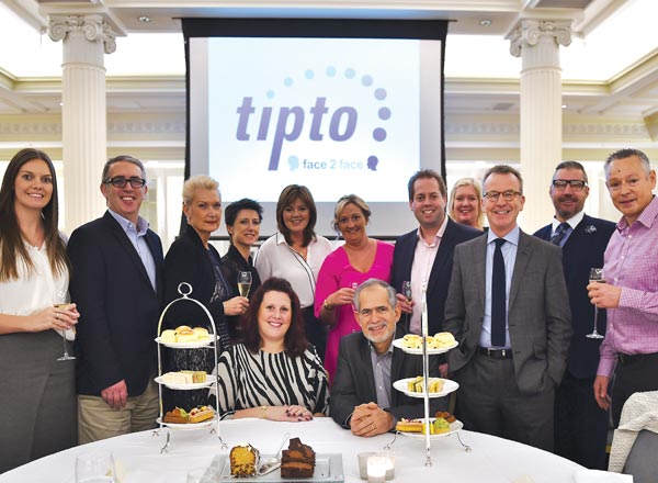 Tipto holds third annual afternoon tea for members
