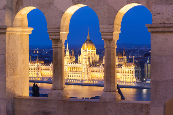 River cruise: The Danube