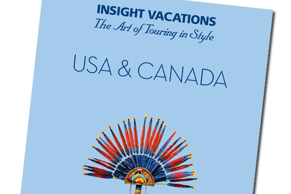 Insight Vacations unveils 16 premium tours in US/Canada