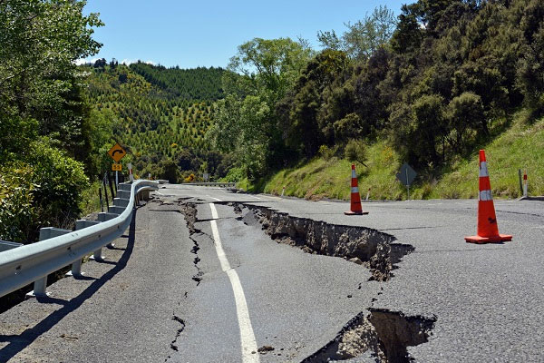 New Zealand aftershocks could last for 'some time'