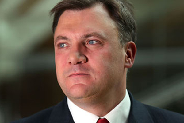 Ed Balls makes case for staying in Europe at ITT conference
