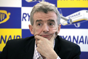 Ryanair agrees 'aggressive' 10-year growth deal with Stansted
