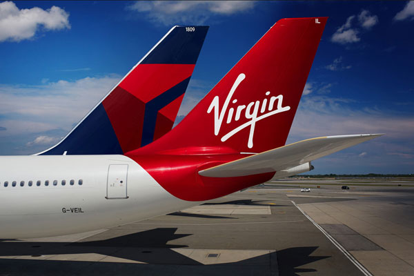 Virgin Atlantic and Delta to increase UK regional departures