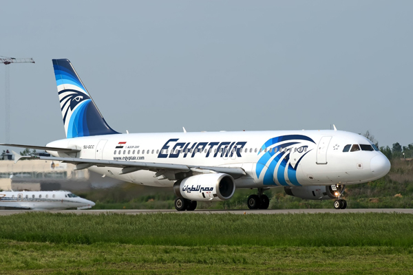 EgyptAir debris found in the Mediterranean