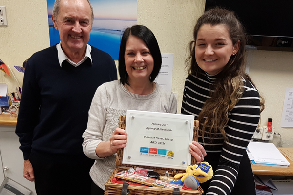 Bourne Leisure launches monthly award to recognise travel agents