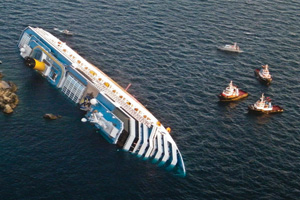 Italian judge orders trial for captain of Costa Concordia