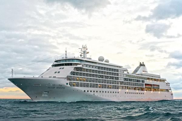 Silversea unveils agent shopping spree incentive