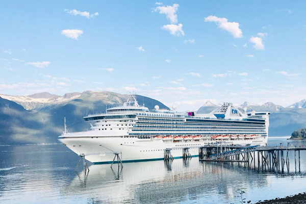 ITV's The Cruise to feature Princess Cruises' Alaska sailings