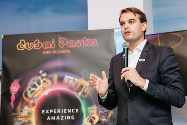 WTM 2016: Dubai Parks & Resorts sales chief thanks UK trade