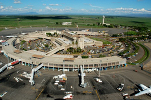 Nairobi airport back operating at full capacity