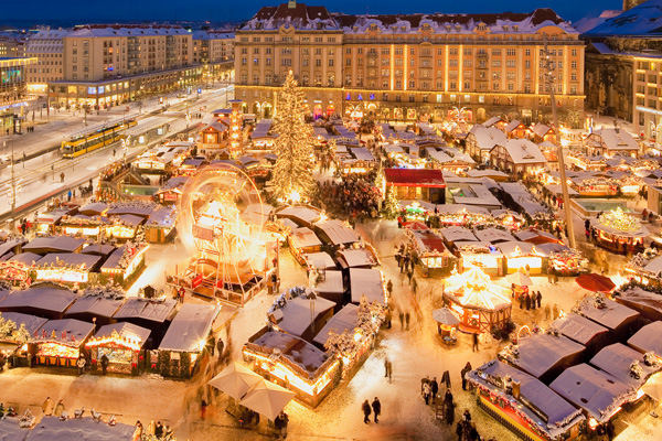 Foreign Office urges vigilance at European Christmas markets
