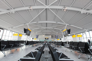 Heathrow's T5 expands with new satellite terminal