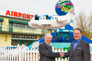Lichfield agency marks anniversary with plans to open airport