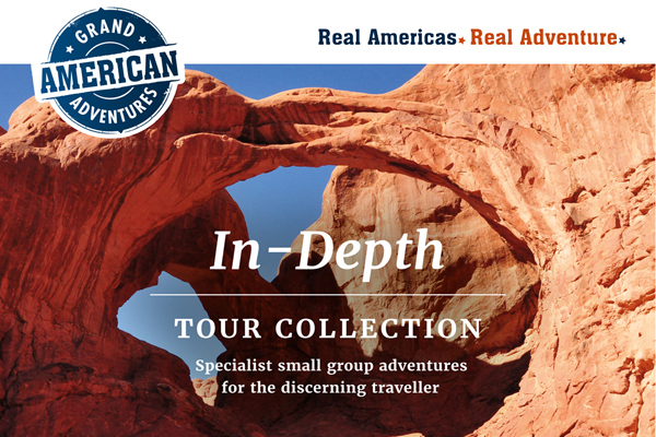Grand American Adventures launches In-Depth brochure