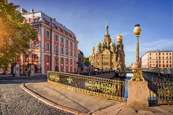 Mystery shopper: West End, an escorted tour of Russia