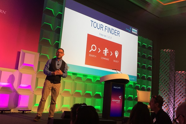 Advantage Travel Partnership launches Tour Finder at Miami conference