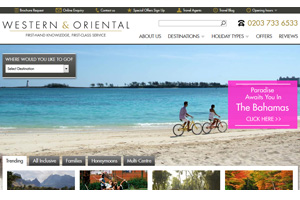 ITC Luxury Travel acquires Western & Oriental brands