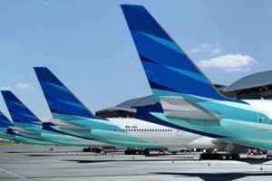 Runway problems force Garuda Gatwick service delay