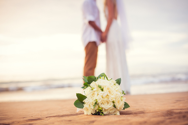 Agents report increased demand for beach weddings