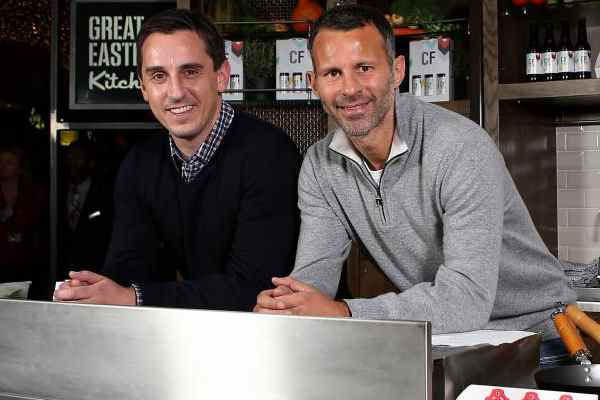 Ex-Manchester United stars plan expansion of football-themed hotels and cafes