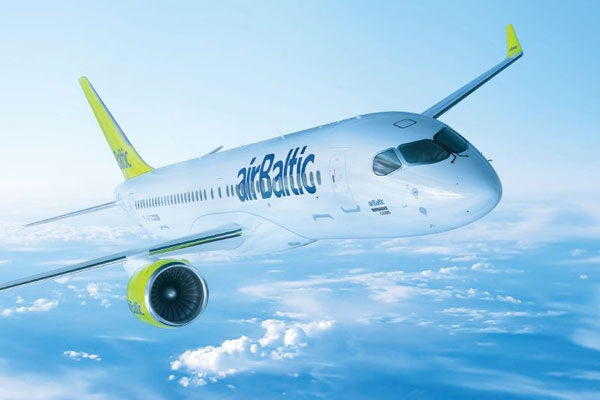 Air Baltic joins Airlines for Europe lobby group