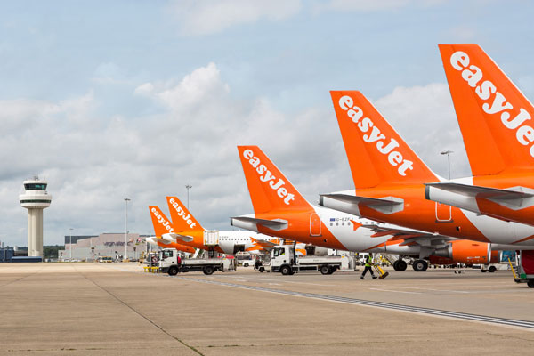 EasyJet seeks confirmation of flying rights