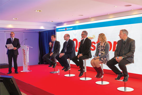 Special Report: Jet2holidays hold first overseas conference in Majorca